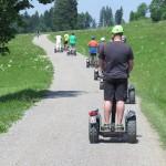 Segway Tour im Allgäu